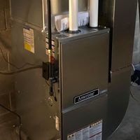 forced air furnace 1
